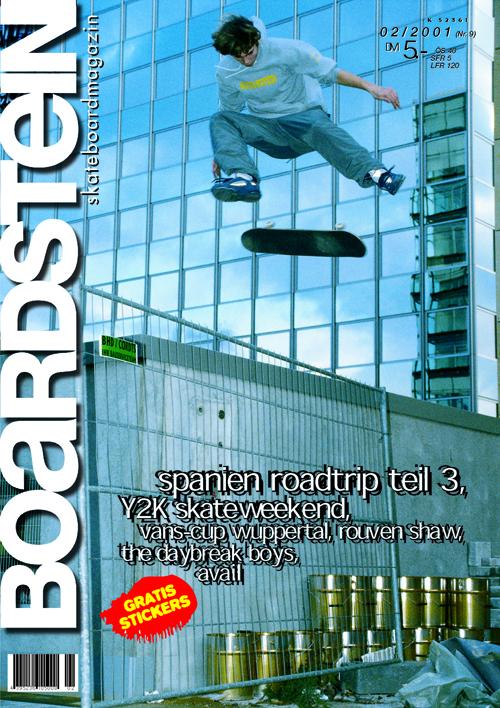 BOARDSTEIN Ausgabe 9