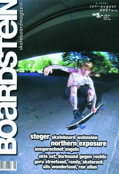 BOARDSTEIN Ausgabe 12