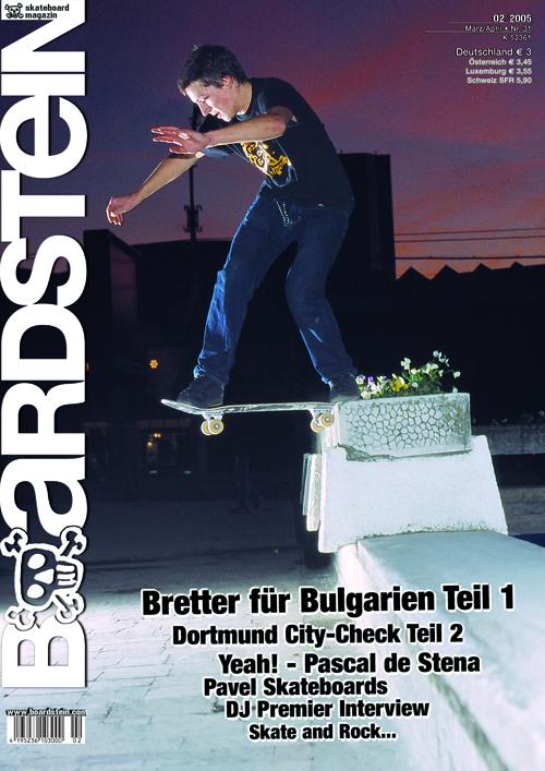 BOARDSTEIN Ausgabe 31