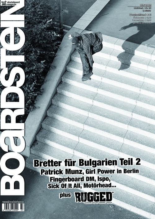 BOARDSTEIN Ausgabe 32