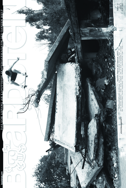 BOARDSTEIN Ausgabe 47-B